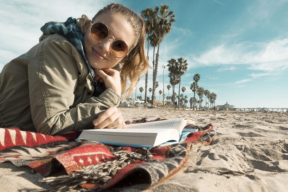 Veronika Šubrtová alias Weef – Kalifornie