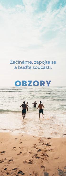 OBZORY.cz – Začínáme, buďte u toho s námi.