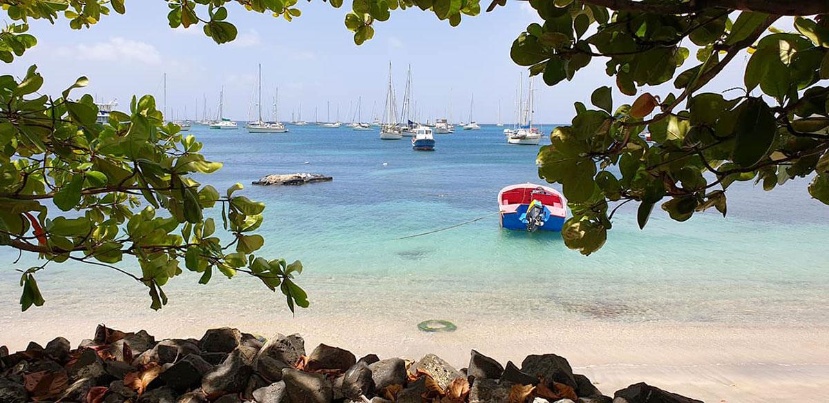 Karibik, autor: Martin Orság
