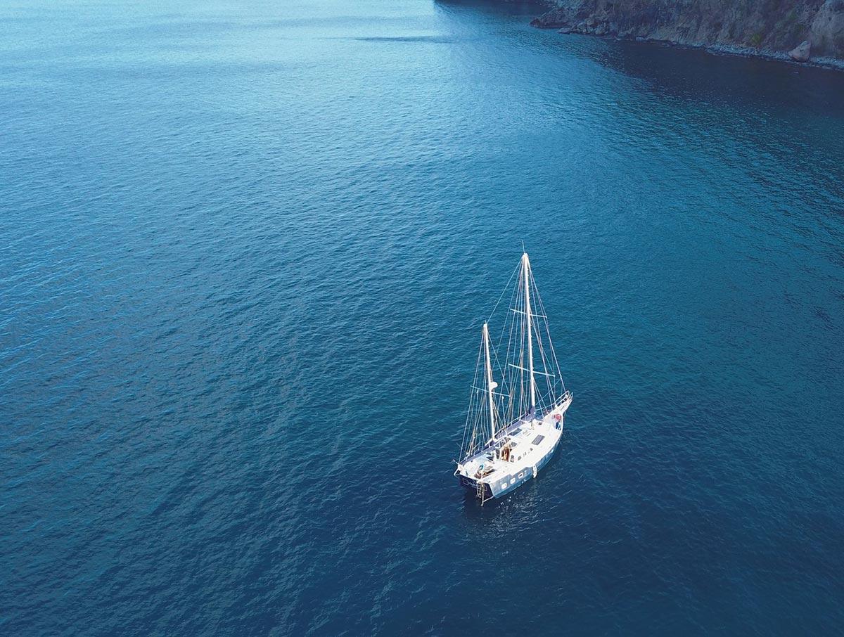 Vagant na moři, autor: Martin Orság