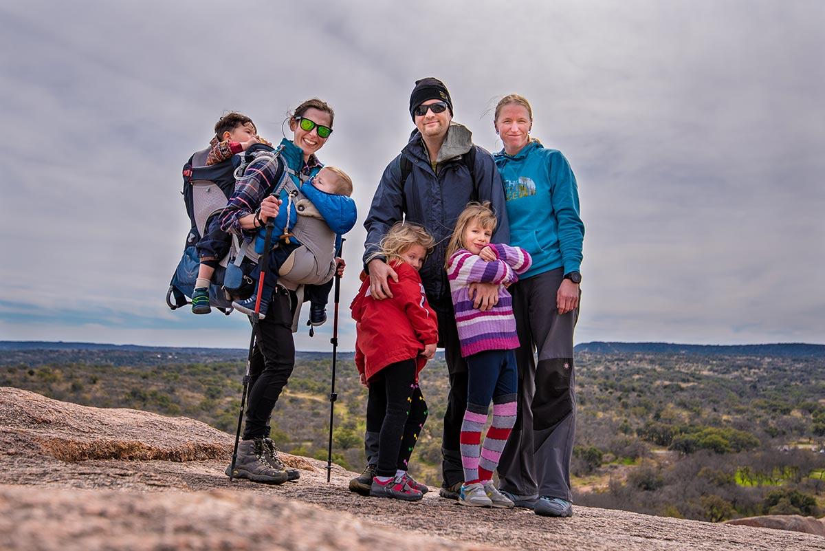 Ze Strahova do NASA – rodina na treku v USA