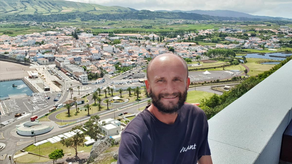 Azory, autor: Martin Orság