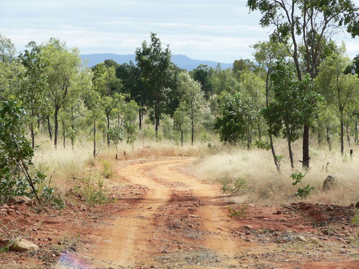 Outback, Austrálie, autor: Pavlína a Vráťa Řehola