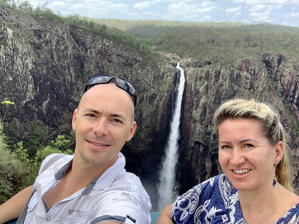 Pavlína a Vráťa Řehola, Australia Best Study, ABS